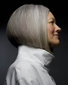 hairstyles for with gray hair gray hair hairstyles mag