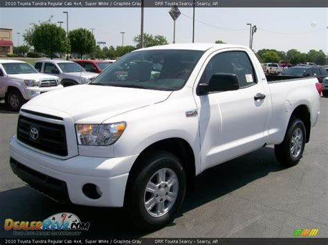 Toyota Tundra Used 2010 Toyota Tundra Regular Cab 4x4 Cheap Used Cars For