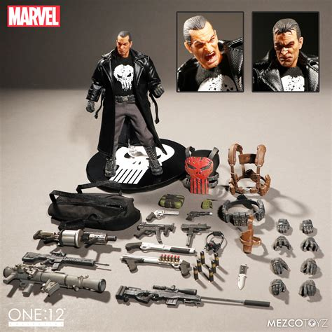 One Graphic 12 jun168911 one 12 collective marvel px punisher dlx af
