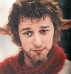 ffilm mr tumnus played by mcavoy the chronicles