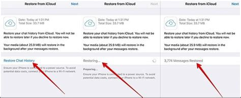 how to recover whatspp chat history from iphone stellar
