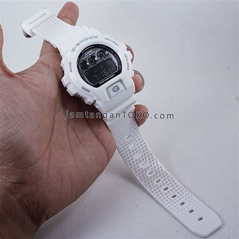 Jam Tangan Merk Dw Ori Bm harga sarap jam tangan g shock dw6900nb 7 putih ori bm