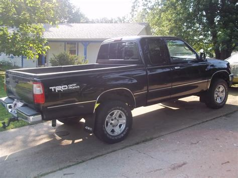 1998 Toyota T100 1998 Toyota T100 Information And Photos Zombiedrive