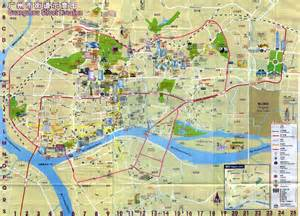 Canton China Map by Guangzhou Map Pictures To Pin On Pinterest Pinsdaddy