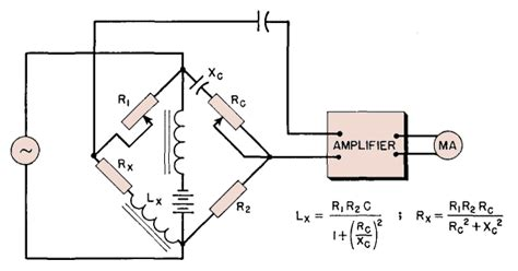 inductance measurement using bridge electronic transformers power transformer tests