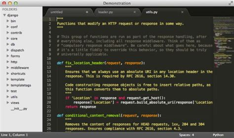 sublime text 3 theme for notepad 10 alternatives to notepad for mac os x beebom