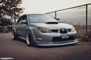 Subaru Sti Stance Thick Sti Stancenation Form Gt Function