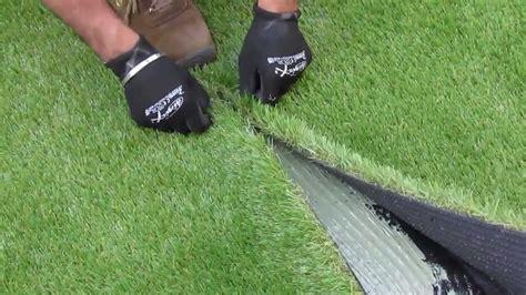 prato artificiale terrazzo come posare erba sintetica artificiale finta