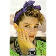 how to make a madonna hair bow the 80 s on pinterest 80s hair madonna and cyndi lauper
