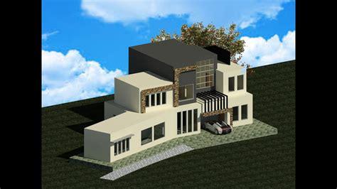 home design for beginners revit architecture for beginners modern house modeling in revit tutorial 2 youtube