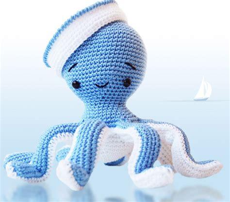 amigurumi pattern octopus sailor octopus amigurumi pattern amigurumipatterns net