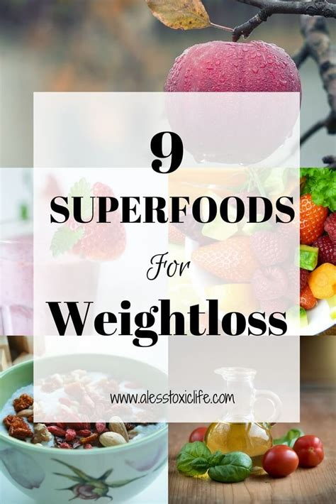 Getting Your Detox In Gear With These Superfoods by Top Superfoods For Weightloss