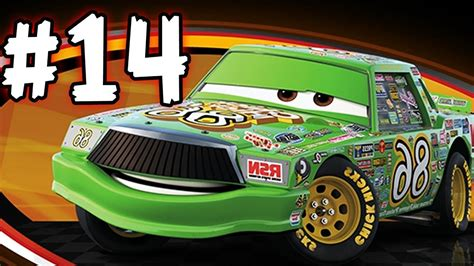 cars 3 the videogame part 14 hicks