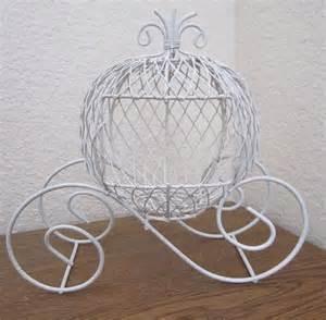 cinderella carriage centerpiece small fairytale cinderella pumpkin carriage customized centerpiece