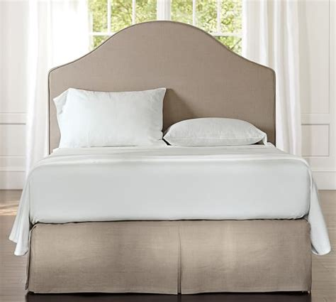 Slipcovered Headboards by Slipcovered Headboard Pottery Barn