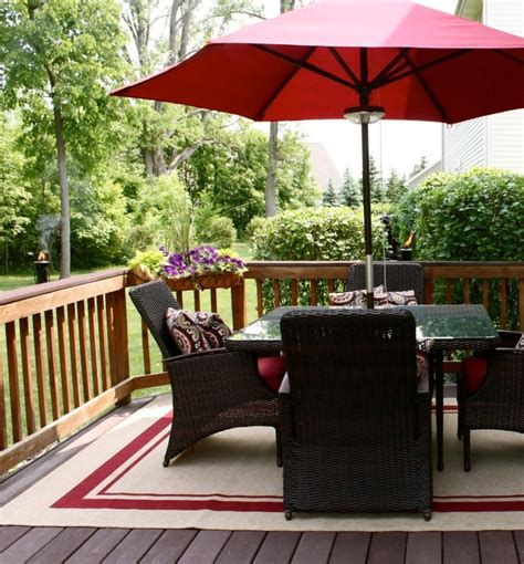 outdoor rugs for decks interesting ipe decking with wood deck railing and outdoor