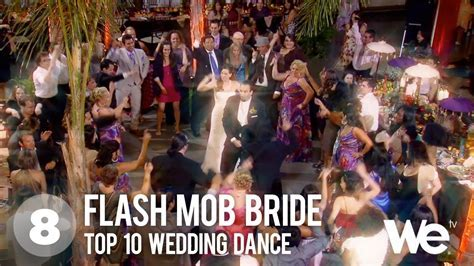 Flash Mob Bride   Top Dance from My Fair Wedding   YouTube