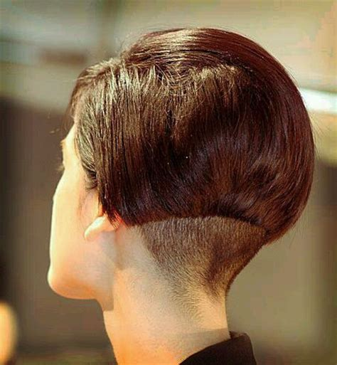 1990 shaved nape hairstyles 1000 images about just napes on pinterest