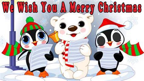 christmas songs  children  lyrics     merry christmas   learning