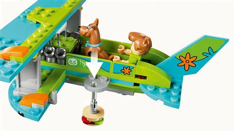 Sale Mystery Plane Adventures Lego 75901 Scooby Doo bricker construction by lego 75901 mystery plane