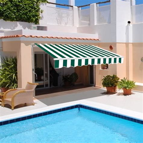 Awning Replacements by Garden Awning Patio Sun Shade Canopy Shelter With