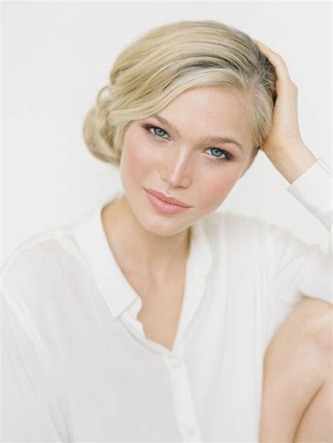hair and makeup for wedding guest six pretty wedding hair and makeup looks