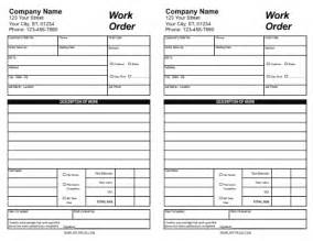 template for work order 30 work order template for free and use