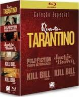quentin tarantino film print collection quentin tarantino collection blu ray brazil