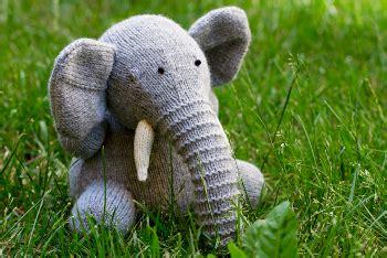 easy elephant knitting pattern elephant patterns for everyone wee folk