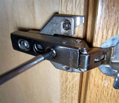 european style cabinet hinges how to adjust euro style cabinet hinges 7 steps wikihow