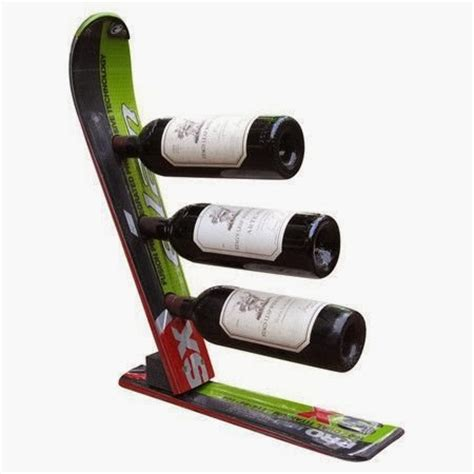 unique wine racks dishfunctional designs upcycled unique wine racks