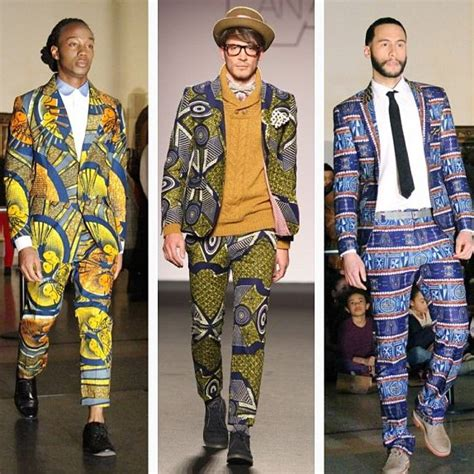 men ankara styles because men wear prints too men s look book 2015
