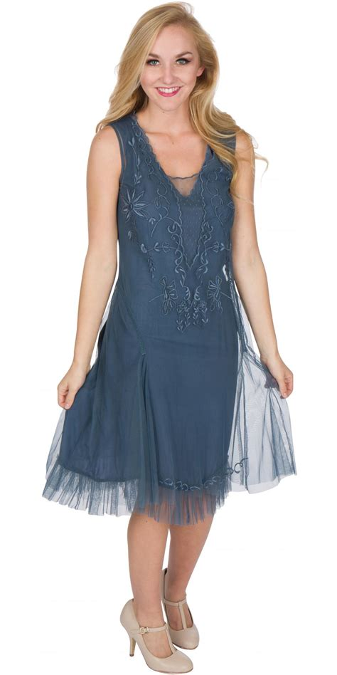 Natahua Dress nataya al 254 dress in sapphire