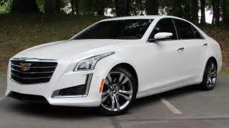 Cadillac V Sport 2015 Cadillac Cts V Sport Start Up Road Test And In