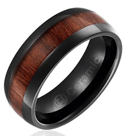 Top 10 Unique Men?s Wedding Bands   DudeLiving