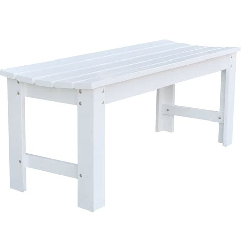 white wood bench white wooden garden bench 28 images buy bradley v1631