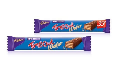 Cadbury Chocolate Wafer Zip cadbury launches time out wafer as new low calorie treat foodbev media