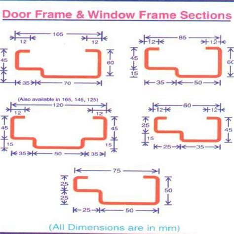 picture frame sections ms door frame sections door frame section manufacturer