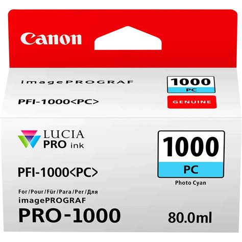 1000 images about ink on canon pro 1000 pfi 1000pc photo cyan ink cartridge 600