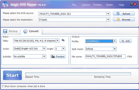 Vcd Lyla Magic 1 how to convert dvd to vcd and burn it to cd r with nero