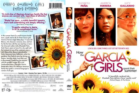 how the garcia girls how the garcia girls spent their summer 2005 directed by georgina riedel reviews film