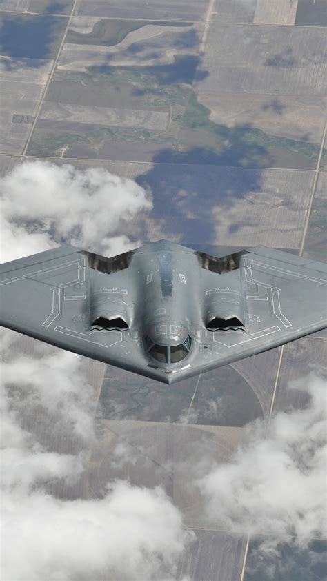 wallpaper northrop   spirit bomber aircraft  air