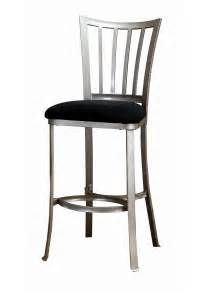 Counter Height Bar Stool Metal Stools 26 Quot Counter Height Delray Stool By Hillsdale Wolf Furniture