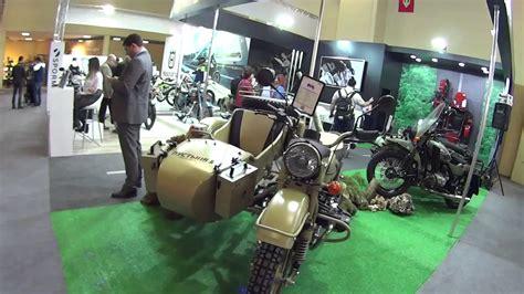 eurasia moto bike expo motosiklet fuari ural standi