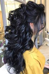 formal hair ideas for 50 prom hairstyles half up half down curls braid