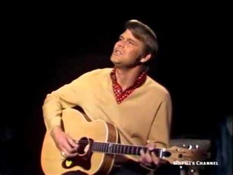 country music singer glen cbell glen cbell if you go away rare clip youtube