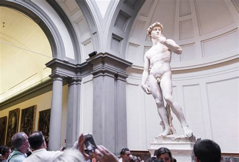 Accademia Gallery David By Michelangelo Florence   florence museums special late morning skip the line