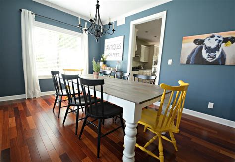 sherwin williams smokey blue full tour decor and the dog
