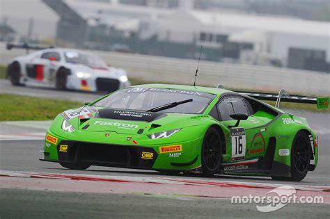 Lamborghini Racing Team 16 Grt Grasser Racing Team Lamborghini Huracan Gt3