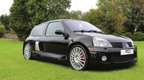 renault clio sport v6 renault clio 3 0 v6 sport 255 for sale wanted youtube